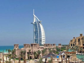 Croisière au départ de Dubaï