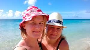 Vos agents Aude & Sandra qui ont eu la chance et le plaisir de tester cette croisière