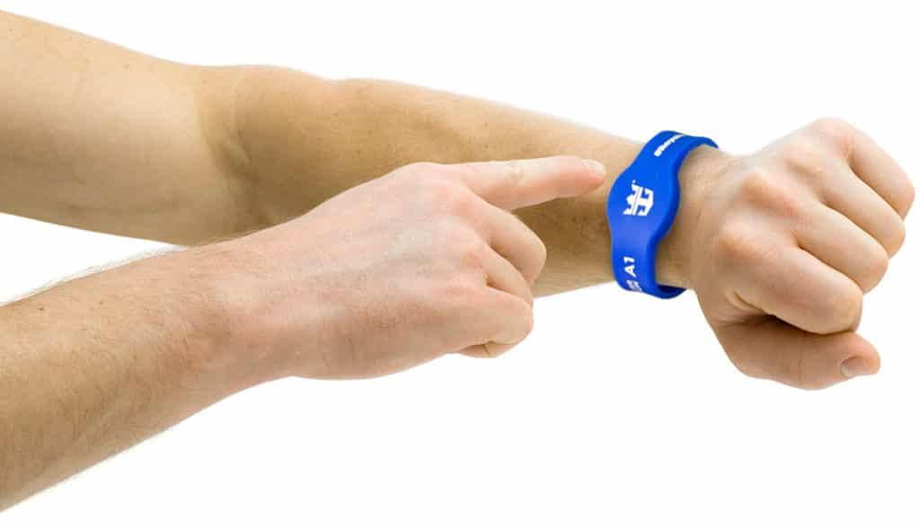 Bracelets RFID WOWBands