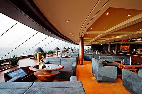 Top Sail Lounge du MSC Yacht Club