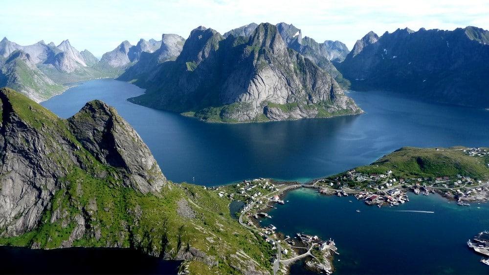 Paysages des îles Lofoten