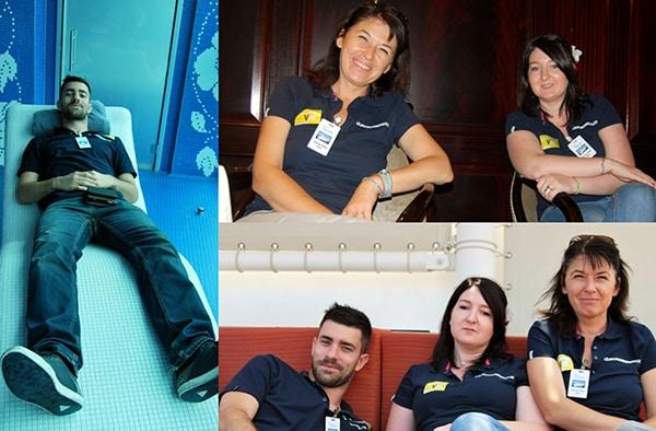 Vos agents Pierre, Solène et Manon testent pour vous le Celebrity Equinox