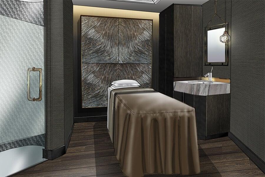 "Nouvel espace spa ""Santum"" © Azamara Club Cruises"