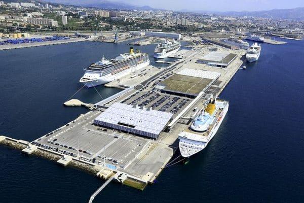 Embarquer pour la m diterran e depuis le port de marseille - Port de croisiere marseille ...