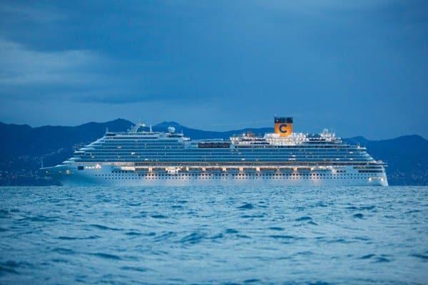 Le navire amiral, Costa Diadema