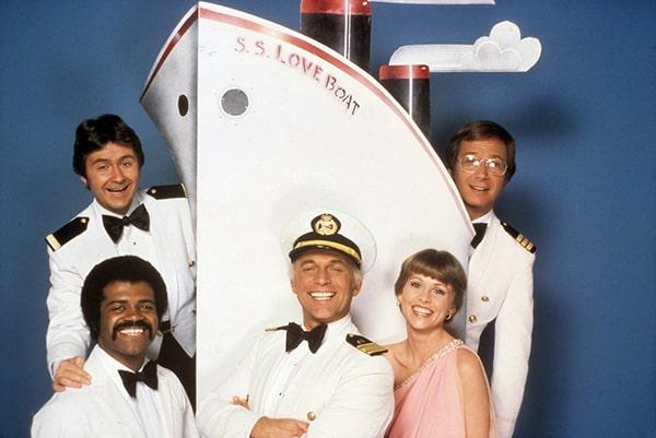 acteurs la croisiere s'amuse - love boat