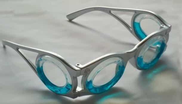 """Les lunettes """"anti mal de mer"""""""