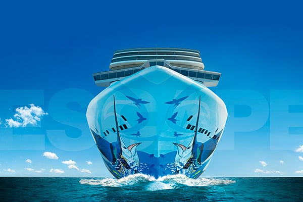 proue norwegian escape