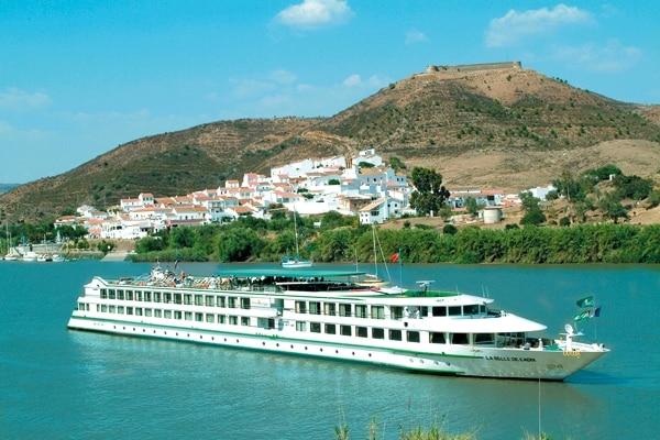Navire fluvial de CroisiEurope, La Belle de Cadix