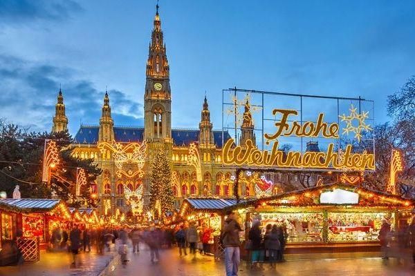 March s de no l croisi res magiques sur 4 5 jours europe - Marche de noel vienne ...