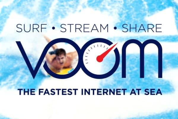 Voom : la connexion Internet la plus rapide en mer