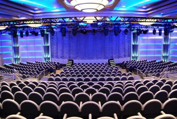Royal-Princess-Cruise-Navire-Théâtre