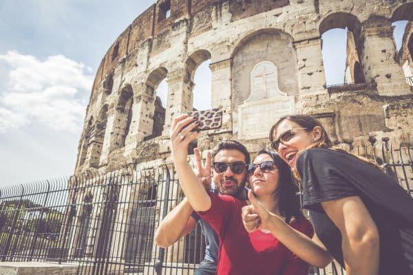 Excursion au colisée de Rome avec Pullmantur (depuis l'escale de Civitavecchia)