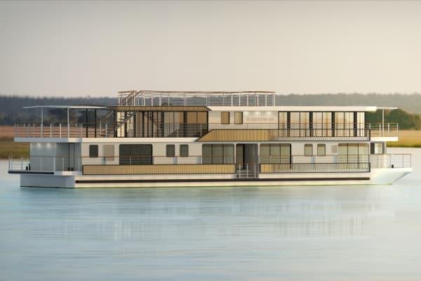 MS Africa Dream de la rivière Chobé