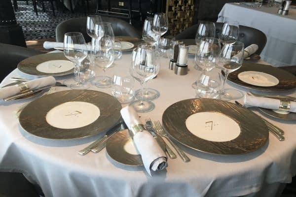 Le Prime 7, vous propose une cuisine de style « steakhouse »