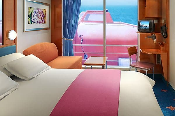 """Quel intérêt d'avoir une cabine """"vue mer"""" ?"""