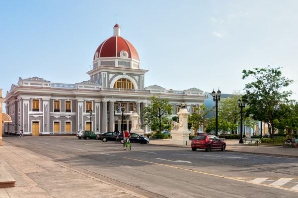 Hôtel de ville de Cienfuegos