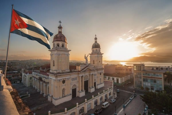 Cathédrale de l'Ascension de Santiago de Cuba