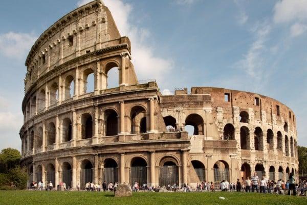 Le Colisée, monument incontournable de la capitale italienne
