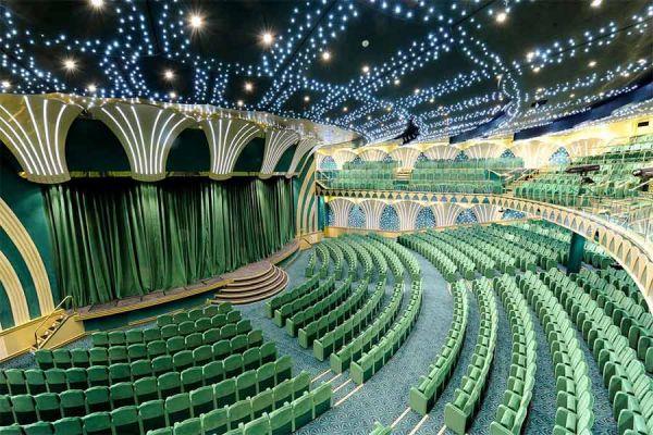 Théâtre Royal, lieu incontournable du divertissement